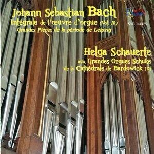 Bach: Intégrale de l'œuvre d'orgue, volume 10