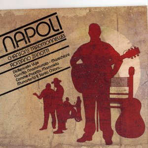 Napoli chansons traditionnelles