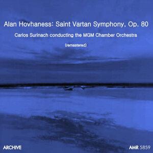 Hovhaness: Saint Vartan Symphony