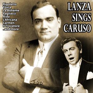 Lanza Sings Caruso