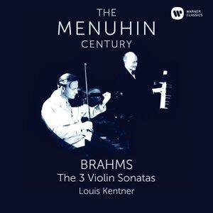 Brahms: Violin Sonatas Nos 1 - 3