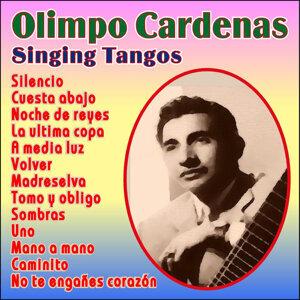 Olimpo Cardenas Singing Tangos