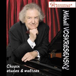 Mikhail Voskresensky plays Chopin