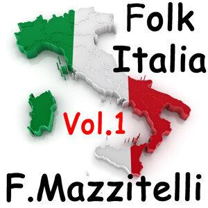 Folk Italia - Franco Mazzitelli Vol. 1