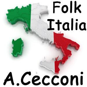 Folk Italia - Adriano Cecconi