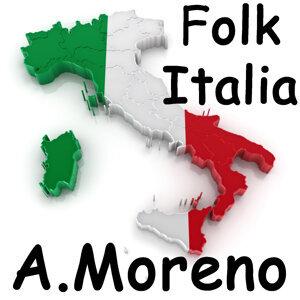 Folk Italia - Aldo Moreno