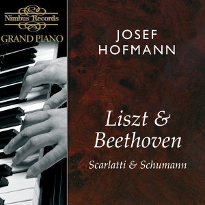 Liszt, Beethoven, Scarlatti & Schumann: Works for Piano