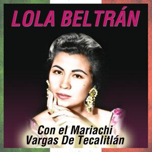 Con el Mariachi Vargas de Tecalitlán