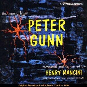 Peter Gunn - Original Soundtrack With Bonus Tracks 1959