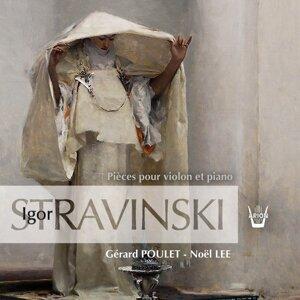 Stravinsky: Pièces pour violon et piano