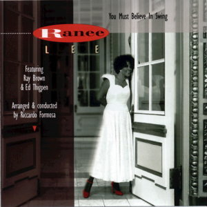 You Must Believe in Swing (feat. Ray Brown & Ed Thigpen)
