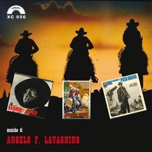 Johnny West il mancino / Requiem per un gringo / Uno straniero a Paso Bravo