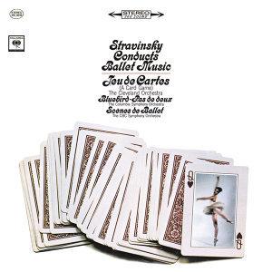 Stravinsky Conducts Ballet Music