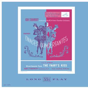 "Stravinsky: Divertimento from ""Le Baiser de la fée"" - Danses concertantes - Concerto for Piano and Wind Instruments"