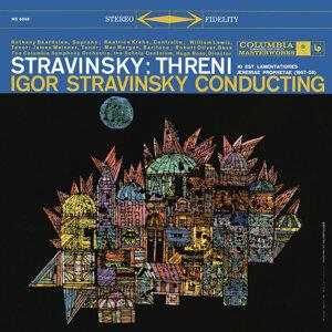 Stravinsky: Threni