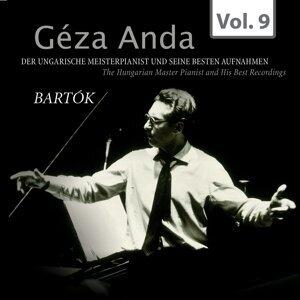 Géza Anda: Die besten Aufnahmen des ungarischen Meisterpianisten, Vol. 9