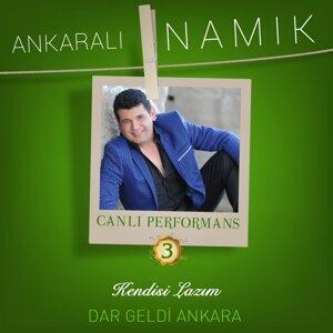 Kendisi Lazım / Dar Geldi Ankara - Canlı Performans, Vol. 3