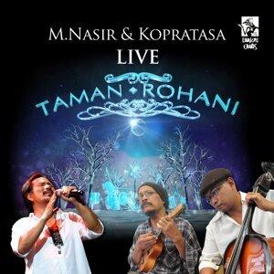 M.Nasir dan Kopratasa LIVE Taman Rohani