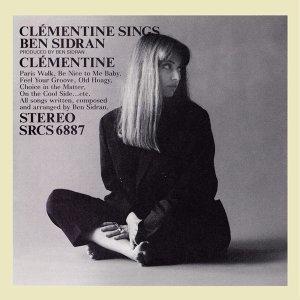 Clémentine Sings Ben Sidran