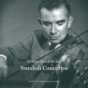 Endre Wolf in Sweden, Vol. 5