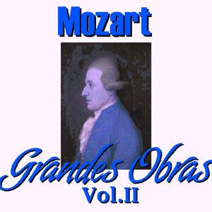 Mozart Grandes Obras Vol.II