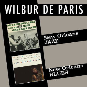 New Orleans Jazz + New Orleans Blues