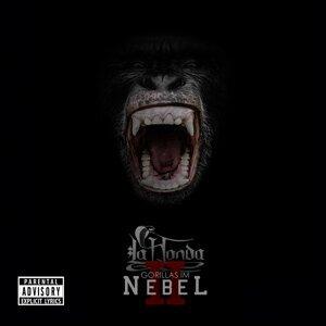 Gorillas im Nebel II