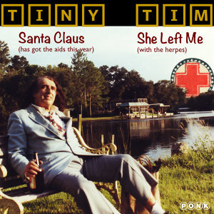 "She Left Me/Santa Claus 7"""