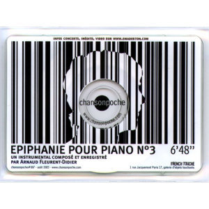 Epiphanie pour piano n°3 - Single