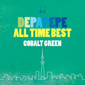 Depapepe All Time Best - Cobalt Green -