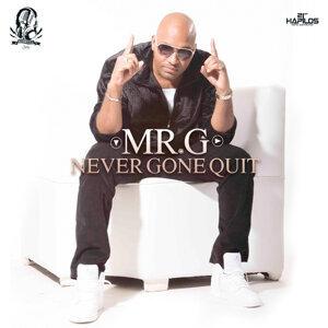Never Gone Quit - Single