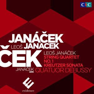 "Janáček: String Quartet No. 1 ""Kreutzer Sonata"""