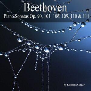 Beethoven: Piano Sonatas, Op. 90, 101, 106, 109, 110 & 111