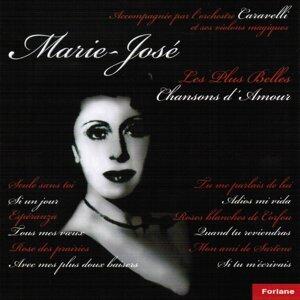 Marie-José et ses plus belles chansons d'amour