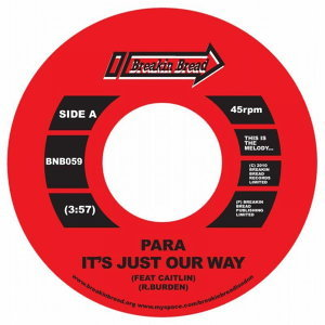 It's Just Our Way / Paradee