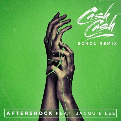 Aftershock (feat. Jacquie) - SCNDL Remix