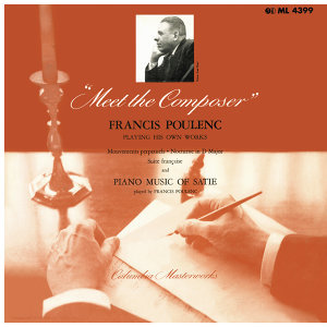 Meet the Composer - Francis Poulenc Playing His Own Works