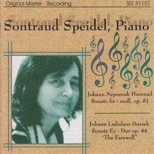 Hummel & Dussek: Piano Sonatas