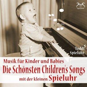 Die schönsten Children's Songs mit der kleinen Spieluhr - Musik für Kinder und Babies
