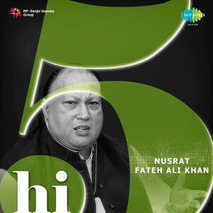 Hi-5: Nusrat Fateh Ali Khan