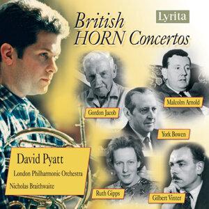 British Horn Concertos