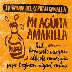 Mi Agüita amarilla - feat. Bernardo Vázquez, Alberto Comesaña, Pepe Begines y Miguel Costas