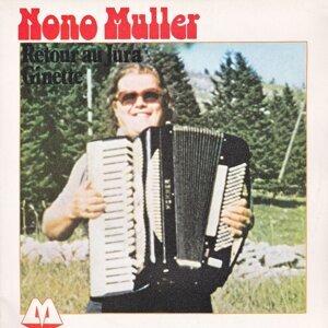 Nono Müller et son accordéon