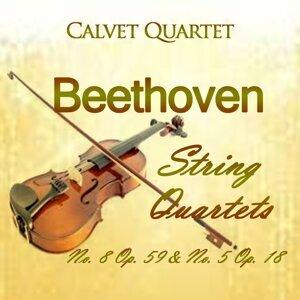 Beethoven: String Quartets No. 8, Op. 59 & No. 5, Op. 18