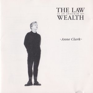The Law Is an Anagram of Wealth