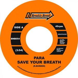 Save Your Breath/El Coucho Potato