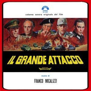 """Il grande attacco - Original Soundtrack from """"Il grande attacco"""""""