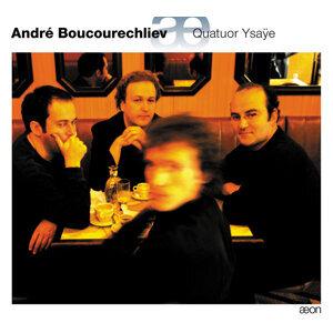 Boucourechliev: Intégrale de la musique pour quatuor à cordes