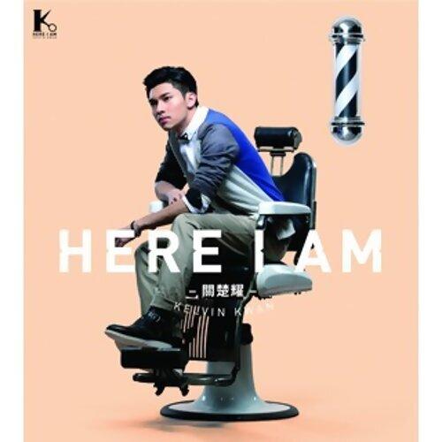 HERE I AM - CD