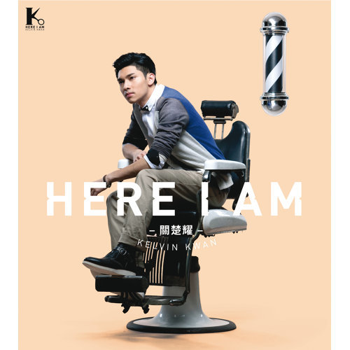 HERE I AM - CD